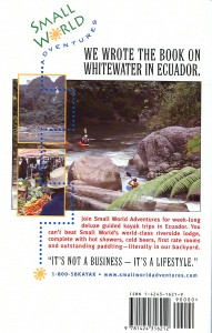 Kayaker's Guide to Ecuador back