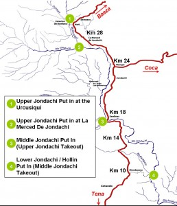 ERI Paddling - Jondachi Kayaking Sections