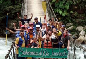ERI Salvemos al Rio Jondachi